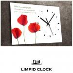 림피드벽시계[Licm-08]