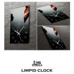 림피드벽시계[RH-002]