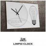 림피드벽시계[RH-028]