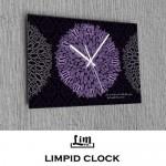 림피드벽시계[RH-052]
