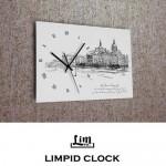 림피드벽시계[CH-076]