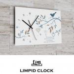 림피드벽시계[CH-093]