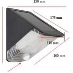 WSP-SSL03 태양광 벽부등